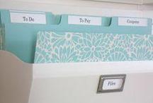 Organize It & Be Happy!  / by Sarah Allen