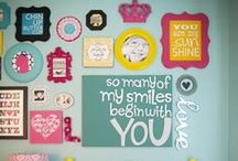 Sugar & Spice: Girly Bedroom / Ideas for girls bedroom (ages 5+)
