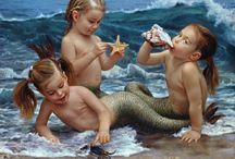 Mermaids / by Stephanie Vievering