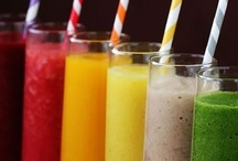 Recipes - Drinks, Slushie, and Smoothies / cool and refreshing drinks, slushes, sorbets