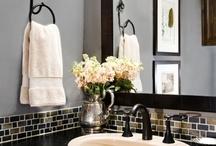 Home | Bathrooms / by Merisa Voorhies