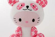 HELLO KITTY ♥ / by Cathy Hulse