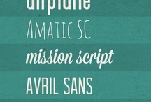 Blog - Fonts and Tips / Helpful hints for a Blog
