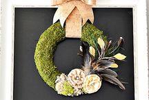 Wreaths / by Sarah Allen