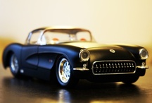 1:24 Die-cast Cars Collection / My collection of 1:24 Die-cast cars.  Photographs © Razvan Nitoi