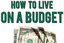 Budget & Save Money / by Sarah Allen