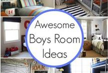 Snails & Puppy Dog Tails: Boy's bedroom