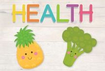 Health & Hygiene / A collection of fun, learning printables all about keeping healthy!