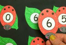 Numbers / Lots of fun activities for little ones to learn all about numbers!