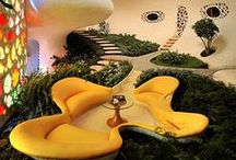 Bachelor Pad / by Space Cowboy