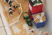 On the Farm Themed Activities