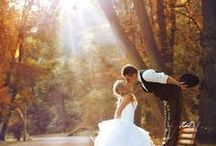 Wedding Season Inspiration - Fall / Things that inspire me for an autumn wedding! :) For myself, I could see an amazing lakefront wedding during the fall! / by Ally Leonard