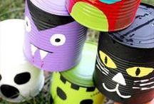 Halloween / Lots of fun, Halloween printables and ideas!