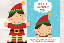 Elf on the Shelf Planner