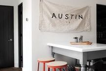 w e i r d / Austin home inspiration: midcentury modern meets the southwest