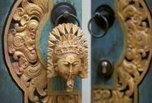knocking on heavens' door / entrando no universo da arquitetura e das artes em geral