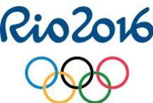 Olympics 2016: Rio / by Kerry Steinhofer