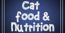 Cat Food & Nutrition / In this board we post about cat food and cat nutrition