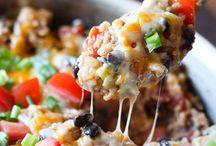 Food ~ Main Meals / by Megan Turvey
