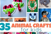 Kid's Crafts and Activities / by Britten Webster