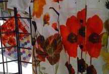 Print: Botanical Floral / #FinleyShirts are known for breathtaking prints. Inspiration for bold botanical florals.