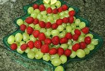 Holiday Food Idea's / by Kimberley Jelinek