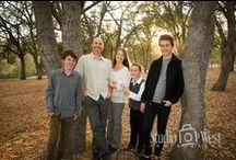 Family & Children's Portraits / San Luis Obispo Studio and location family portraits by Dennis Swanson at Studio 101 West.