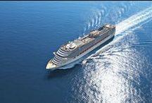Ontdek onze vloot / Reizen, magie, ontspanning ... het plezier van de cruise met de meest moderne en luxueuze vloot in de wereld.