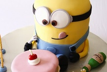 Amazing Cakes and Cupcakes / by Kimberly