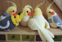 crochet & knitting / by Arina