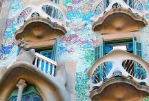 Travel: Spain / Inspiration from Heather's trip to Spain
