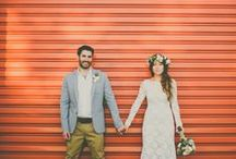 Brides & Grooms / Weddings / by Jennifer Harter Photography