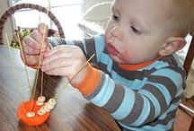 Toddler Classroom Ideas / by Britten Webster