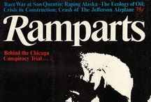 Ramparts Magazine / by Robert Newman