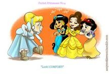 Cinderella / by Samantha Cardona