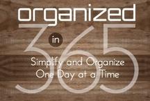 Organization / by Samantha Cardona