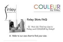 Finley Shirts:  About the Brand / Size Chart, and press clippings about the #Finley Shirts brand.  #MadeinUSA