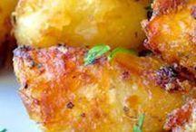 Savoury recipes