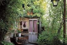 Outdoor Living / by Tavia Tindall