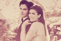 Vampire Diaries♥ / by Melissa O'Neall