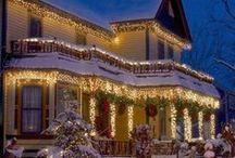 Christmas Lights / by Debbie Stevens Heazle