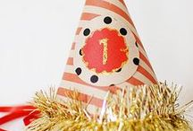 KIDS BIRTHDAY PARTY / Party ideas to celebrate the little ones in your life. / by Red Stamp