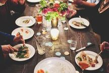 DINNER PARTY / Entertaining ideas / by Red Stamp