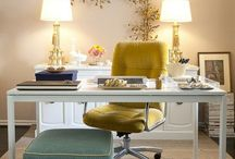 Home Office / by Hailey Butler