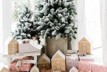 Happy Christmas / Inspiration for Christmas :: design, gifts, decor