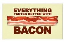 Bacon / by Kacie Miller
