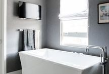 Kitchens & Baths- STUDIO BLU DESIGN / Hi, these are rooms I designed.  My clients are all very different people so I crate what they want their room to feel like. It isn't about me, it is about them and how they want to live in the space.  Thanks for stopping by..... studioblu.net