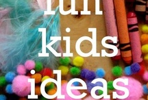 kid crafts, activities & products / by Michelle Myers
