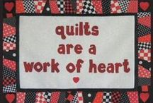 Quilts / by Sue Dionne