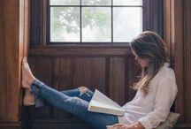 Lecture / Voyager, rire, aimer, pleurer « La lecture, une porte ouverte sur un monde enchanté. » de François Mauriac